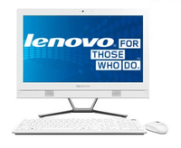 "Lenovo C C40-30 1.7GHz 3558U 21.5"" 1920 x 1080Pixel Touch screen Bianco PC All-in-one"
