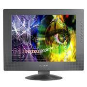 "Sony SDM-S51B 15IN TFT ANALOG 15"" monitor piatto per PC"