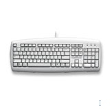 Logitech Keyboard Value PS/2 tastiera