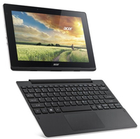 "Acer Aspire Switch 10 E SW3-013-17Z6 1.33GHz Z3735F 10.1"" 1280 x 800Pixel Touch screen Nero Ibrido (2 in 1)"