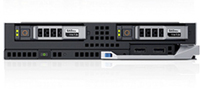 DELL PowerEdge FC630 2.4GHz E5-2630V3 Rastrelliera (1U) server