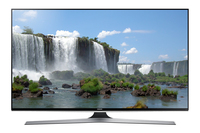 "Samsung UE50J6200AW 50"" Full HD Smart TV Wi-Fi Nero, Argento LED TV"