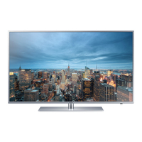 "Samsung UE48JU6410U 48"" 4K Ultra HD Smart TV Wi-Fi Argento LED TV"