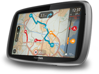 "TomTom Trucker 6000 Fisso 6"" Touch screen 292g Nero navigatore"