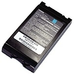 Toshiba 6-cell Main Battery Pack Ioni di Litio 4700mAh 10.8V batteria ricaricabile