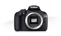 Canon EOS 1200D + 18-135 IS STM Kit fotocamere SLR 18MP CMOS 5184 x 3456Pixel Nero