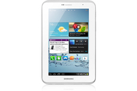 Samsung Galaxy Tab 2 GT-P3105 16GB 3G Bianco tablet
