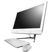"Lenovo IdeaCentre C50-30 1.7GHz i3-4005U 23"" 1920 x 1080Pixel Touch screen Bianco PC All-in-one"
