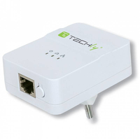 Techly Ripetitore Wireless 150N Amplificatore da Muro Repeater6 (I-WL-REPEATER6)