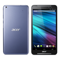 Acer Iconia A1-724-Q6YQ 16GB 3G 4G Blu tablet