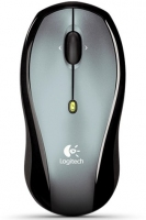 Logitech LX6 Cordless Mouse RF Wireless Ottico 1000DPI mouse
