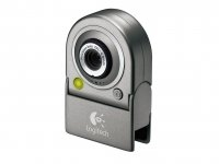 Logitech QuickCam® for Notebooks Deluxe 640 x 480Pixel webcam