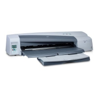 HP Designjet 110plus nr Printer stampante grandi formati