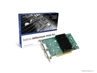 Matrox P69-MDDP128F GDDR2 scheda video
