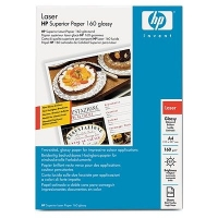 HP Superior Glossy Laser Paper-150 sht/A4/210 x 297 mm carta inkjet