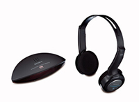 Sony Infrared Headphones MDR-IF140K cuffia