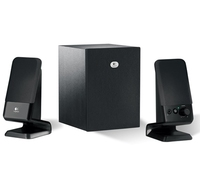 Logitech R-20 2.1 Speakers 12W Nero altoparlante