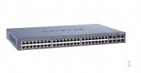 Netgear ProSafe™ 48-Port 10/100 L3 Managed Stackable Switch with 4 Gigabit Ports