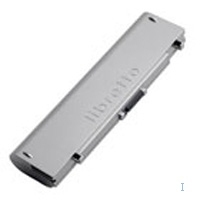 Toshiba Battery Pack (Li-Ion, 6 Cell, 3400 mAh) Ioni di Litio 3400mAh batteria ricaricabile