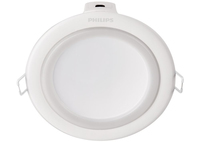 Philips 901126566 Interno Recessed lighting spot 0.3W Bianco faretto di illuminazione