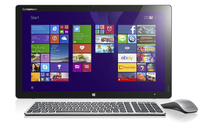 "Lenovo IdeaCentre Horizon 2e 1.7GHz i5-4210U 21.5"" 1920 x 1080Pixel Touch screen Argento PC All-in-one"