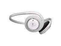 Logitech Wireless Headphones for iPod Sovraurale cuffia