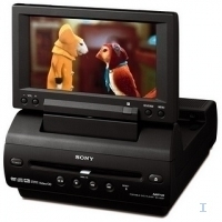 Sony Visual Entertainment DVD Station MV-65ST