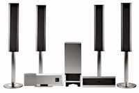 Sony DVD-SYSTEEM DAV-LF1 5.1 600W sistema home cinema