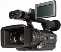 Sony HDR-FX1 3.21MP CMOS videocamera