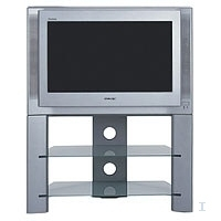 "Sony 32"" WEGA Widescreen TV 32"" Argento TV CRT"