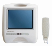 "Thomson 10"" Portable 12 - 24 V LIFE 10"" Bianco TV CRT"