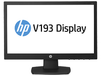 "HP V193 18.5"" TN Nero monitor piatto per PC"