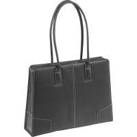 "Targus HP 14"" Signature Ladies Leather Bag 14"" Nero"