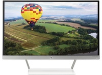 "HP Pavilion 24xw 23.8"" Full HD IPS Opaco Argento, Bianco monitor piatto per PC"