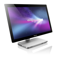 "Lenovo IdeaCentre A520 2.6GHz i5-3230M 23"" 1920 x 1080Pixel Touch screen Nero, Argento PC All-in-one"