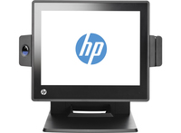 "HP RP7 Retail System Model 7800 2.9GHz G850 15"" 1024 x 768Pixel Touch screen terminale POS"