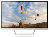 "HP Pavilion 27xw 27"" Full HD IPS Argento monitor piatto per PC"