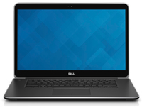 "DELL Precision M3800 2.3GHz i7-4712HQ 15.6"" 3840 x 2160Pixel Touch screen Argento Workstation mobile"