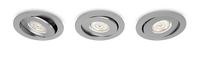 Philips myLiving 591834816 Interno Recessed lighting spot 4.5W Alluminio faretto di illuminazione