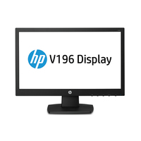 "HP V196 18.5"" TN Nero monitor piatto per PC"