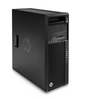 HP DWS BUNDEL Z440 tower 4Core 3.5GHz, NVIDIA K2200, 1TB HDD, 256GB PCIe Z Turbo Drive G2 (G1X54ET+J3G88AT+M1F73AT) 3.5GHz E5-1620V3 Mini Tower Nero Stazione di lavoro