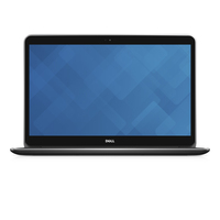 "DELL XPS 9530 2.3GHz i7-4712HQ 15.6"" 3840 x 2160Pixel Touch screen Nero, Argento Computer portatile"