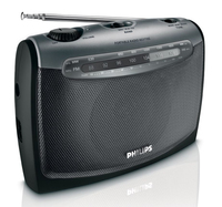 Philips AE2170G/12 Portatile Nero radio