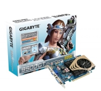 Gigabyte GV-N95TOC-512I GeForce 9500 GT GDDR2 scheda video