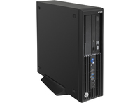 HP 230 SFF + Microsoft Office Home & Business 2013 3.6GHz i7-4790 SFF Nero Stazione di lavoro