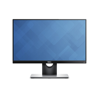 "DELL S Series S2216H 21.5"" Full HD IPS Opaco Nero monitor piatto per PC"