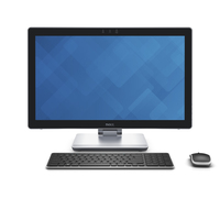 "DELL Inspiron 7459 2.6GHz i7-6700HQ 23.8"" 1920 x 1080Pixel Touch screen Argento PC All-in-one"