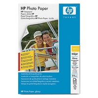 HP Glossy Photo Paper 210 g/m²-10 x 15 cm borderless/60 sht carta fotografica