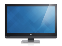"DELL XPS 27 3.2GHz i7-4790S 27"" 2560 x 1440Pixel Touch screen Nero, Argento PC All-in-one"
