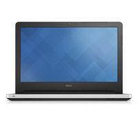 "DELL Inspiron 5458 1.7GHz i3-4005U 14"" 1366 x 768Pixel Touch screen Nero, Bianco Computer portatile"